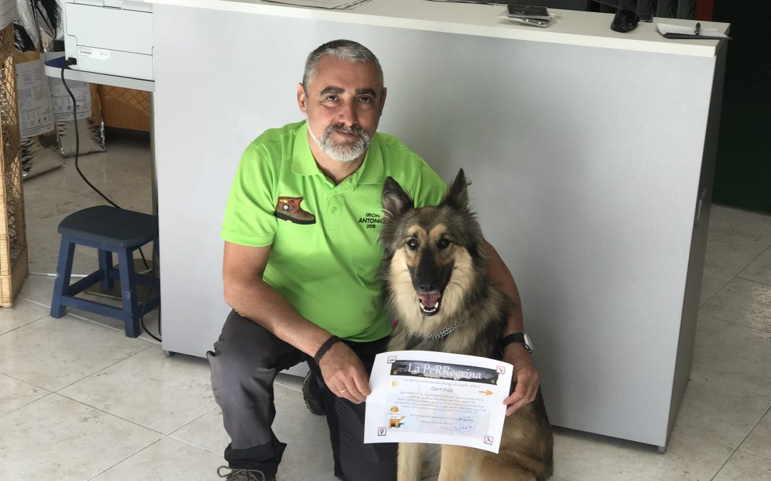AIRON con Antonio de Ciudad Real