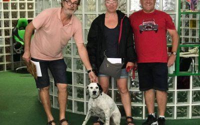 PRUNA con Carlos, Marta y Javier. Familia de Montcada, Vallés Occidental, BCN.