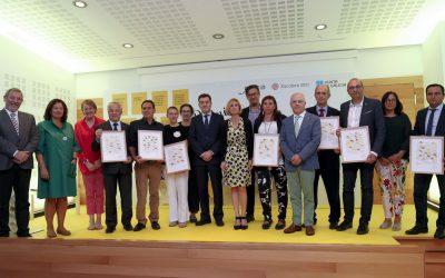 Siete entidades son reconocidas con los premios Camiño de Santiago 2018