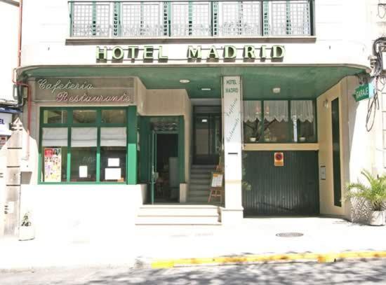 *Hotel Madrid