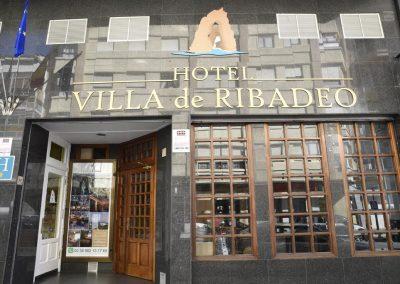 **Hotel Vila de Ribadeo