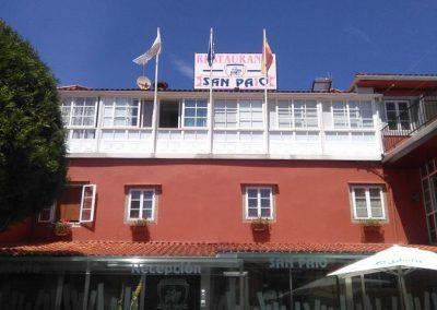 **Hotel Sampaio Lavacolla