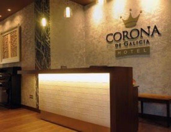 *Hotel Corona Galicia