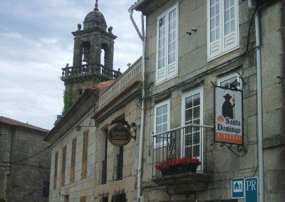 *Albergue Santo Domingo