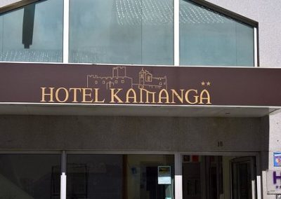 *Hotel Kamanga