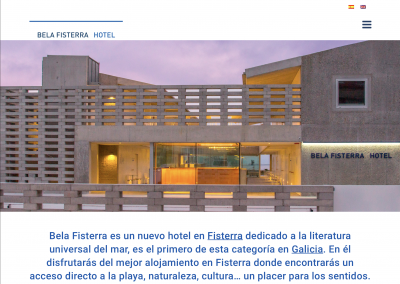 HOTEL BELA FISTERRA