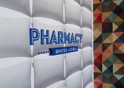 *Pharmacy Hostel