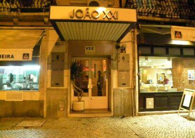 *Residencial Joao XXI
